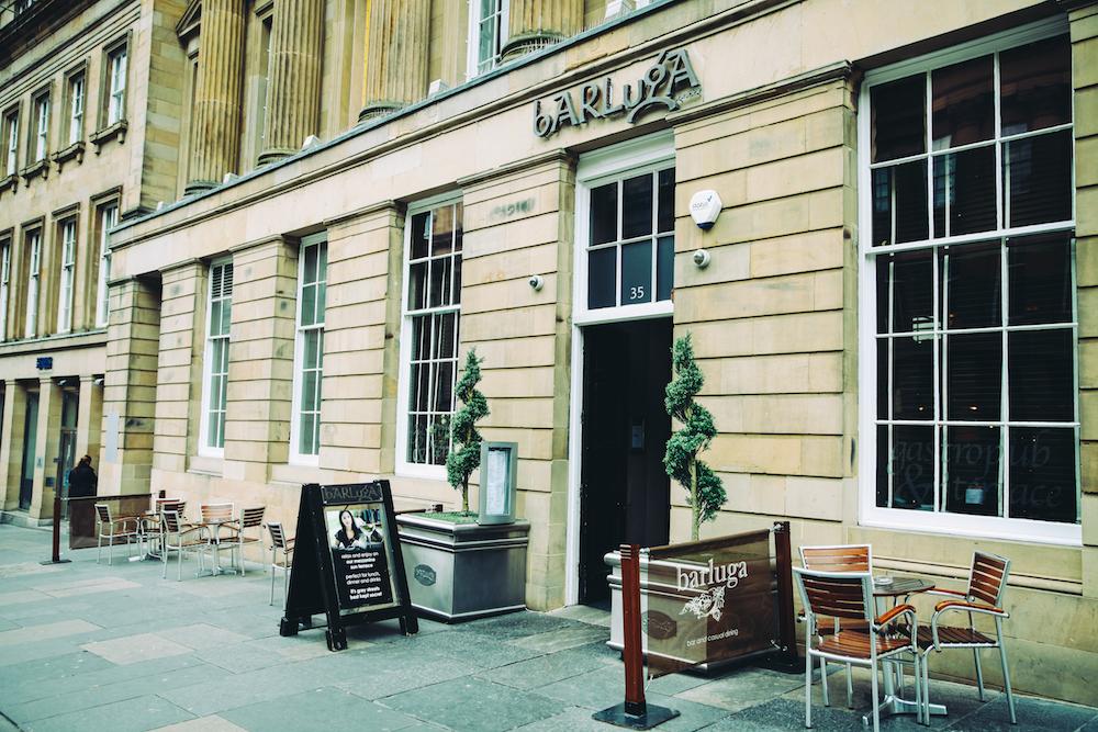 Tea Rooms Sheffield